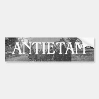 ABH Antietam Car Bumper Sticker