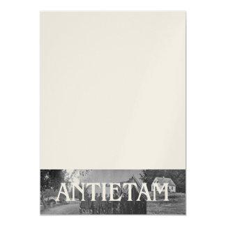 """ABH Antietam Invitación 5"""" X 7"""""""