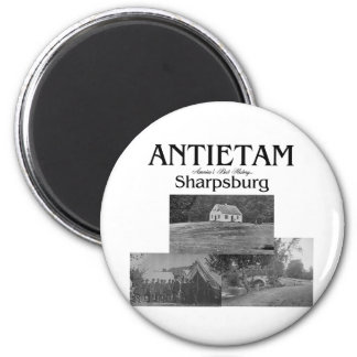 ABH Antietam Refrigerator Magnets