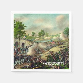 ABH Antietam Paper Napkin