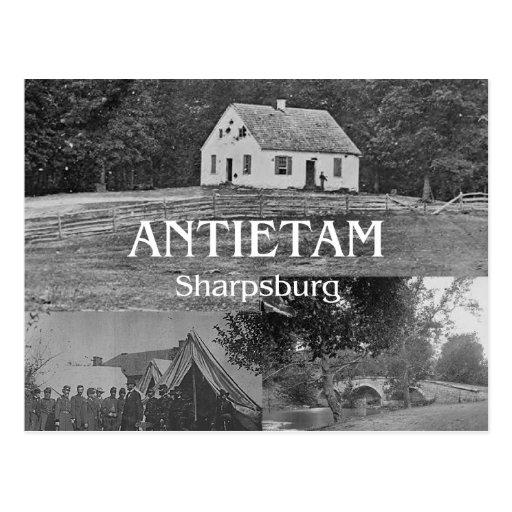 ABH Antietam Post Card