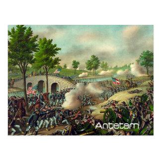 ABH Antietam Postcard