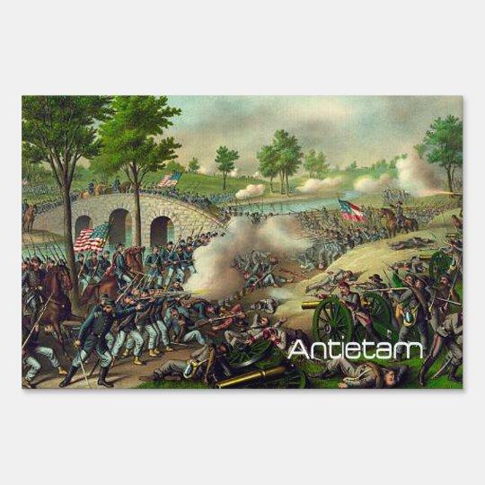 ABH Antietam Sign