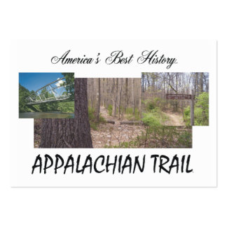 ABH Appalachian Trail Large Business Cards (Pack Of 100)