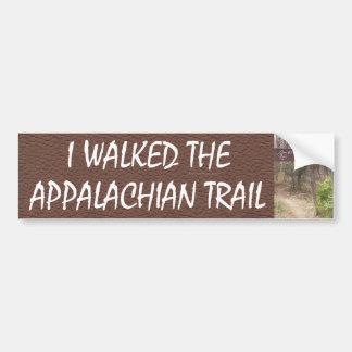 ABH Appalachian Trail Car Bumper Sticker