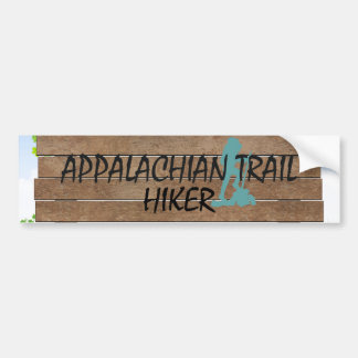 ABH Appalachian Trail Hiker Bumper Sticker