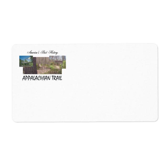 ABH Appalachian Trail Label