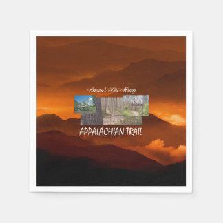 ABH Appalachian Trail Napkin
