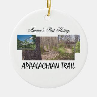ABH Appalachian Trail Christmas Ornaments