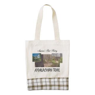 ABH Appalachian Trail Zazzle HEART Tote Bag