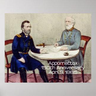 ABH Appomattox 150 Poster