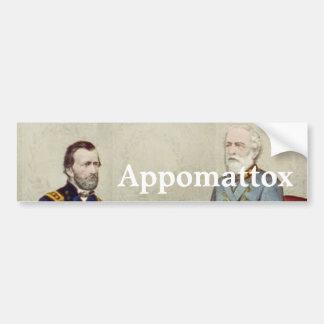 ABH Appomattox Bumper Sticker