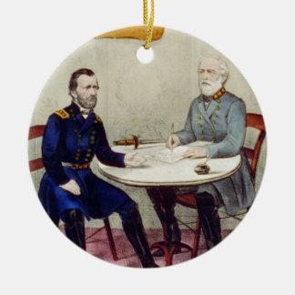 ABH Appomattox Ceramic Ornament