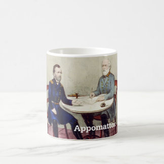 Appomattox Mugs, T-Shirts, and Souvenirs