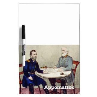 ABH Appomattox Dry-Erase Board