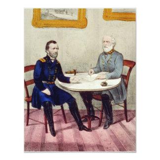 ABH Appomattox Invitación 10,8 X 13,9 Cm