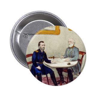 ABH Appomattox Pin Redondo De 2 Pulgadas