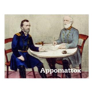 ABH Appomattox Post Cards