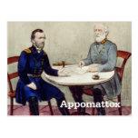 ABH Appomattox Postales