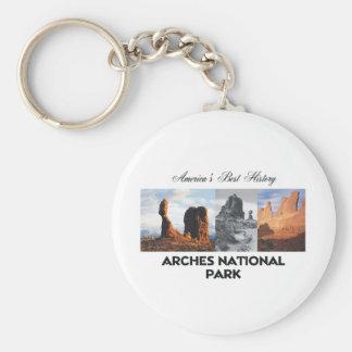 ABH Arches Keychain