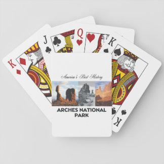 ABH Arches Poker Deck
