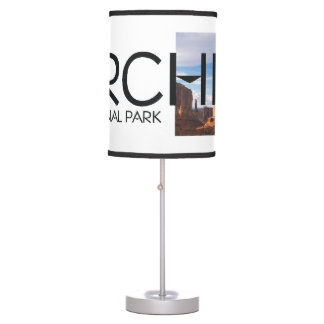 ABH Arches Table Lamp