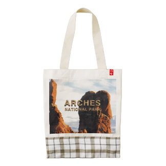 ABH Arches Zazzle HEART Tote Bag