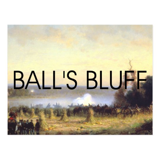 Battle of Ball's Bluff T-Shirts, Backpacks, and Souvenirs