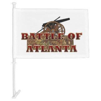 ABH Battle of Atlanta Car Flag