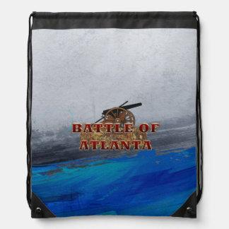 ABH Battle of Atlanta Drawstring Backpack