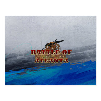 ABH Battle of Atlanta Postcard