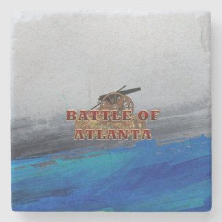 ABH Battle of Atlanta Stone Coaster