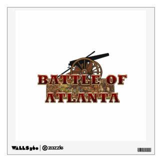 ABH Battle of Atlanta Wall Decal