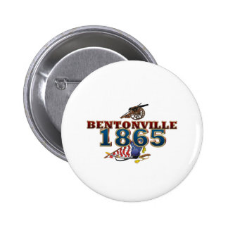 ABH Bentonville Pinback Button