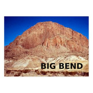 ABH Big Bend Large Business Card