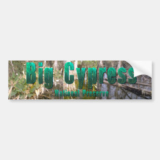ABH Big Cypress Bumper Sticker