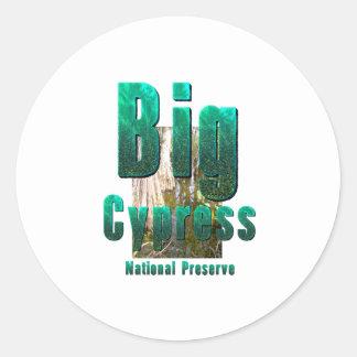 ABH Big Cypress Classic Round Sticker