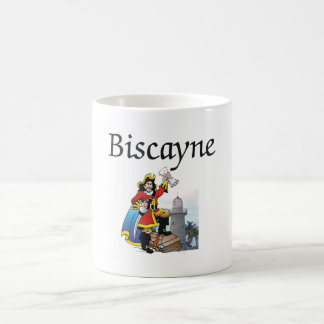 ABH Biscayne Classic White Coffee Mug