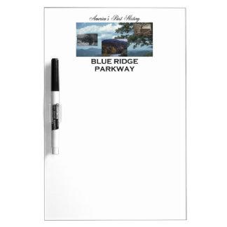 ABH Blue Ridge Parkway Dry Erase Whiteboards