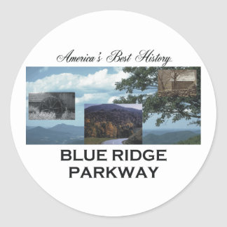 ABH Blue Ridge Stickers