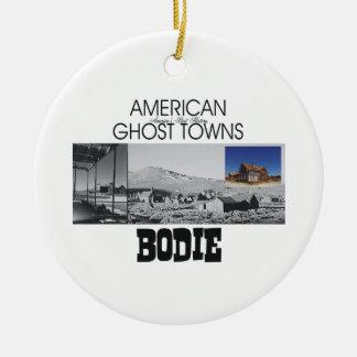 ABH Bodie Christmas Tree Ornaments