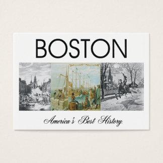 ABH Boston Business Card