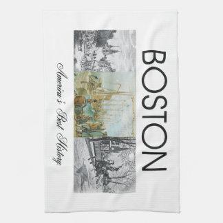 ABH Boston Hand Towels