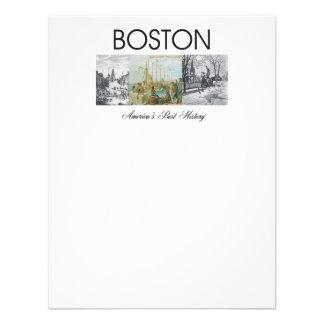 ABH Boston Custom Announcements
