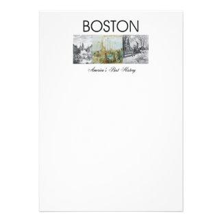 ABH Boston Custom Announcement