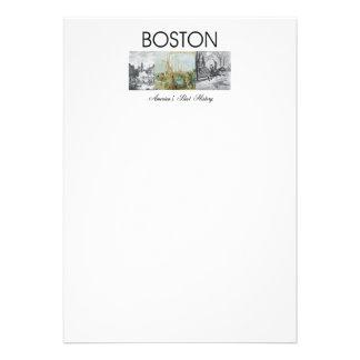 ABH Boston Personalized Invitations
