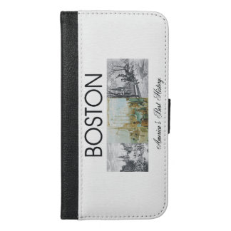 ABH Boston iPhone 6/6s Plus Wallet Case