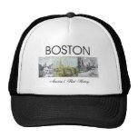 ABH Boston Mesh Hat