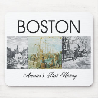ABH Boston Mouse Pad