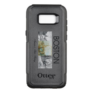 ABH Boston OtterBox Commuter Samsung Galaxy S8+ Case